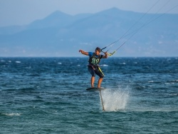 NEW Kite Foiling in Tarifa, Spain
